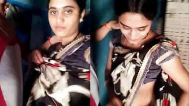 sexy indian bhabhi getting her boobs sucked by devar