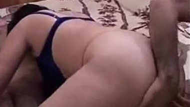 sexy indian aunty threesome fucked at home