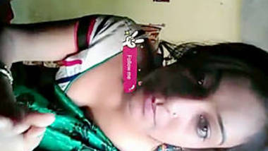 reema seducing her bf in live chat