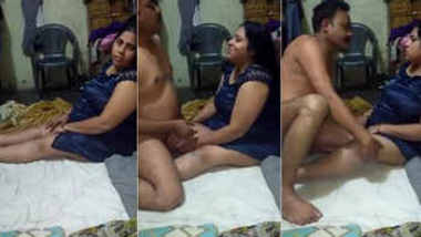 Indian Mature Bhabhi Fucking with neighbor