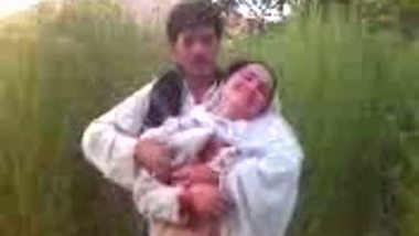 Desi teen have outdoor fun with her naughty uncle