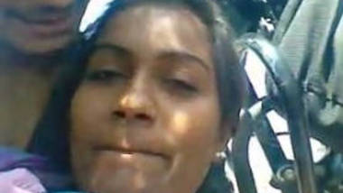 Ghaziabad Lovers Bunked Colg Enjoying in the Park wid Hindi Audio