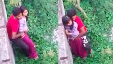 desi college couple caught fucking outdoor