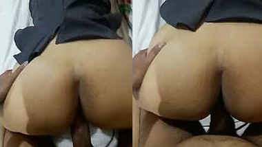 NRI babe hairy pussy fucked in doggie style by Big Dick