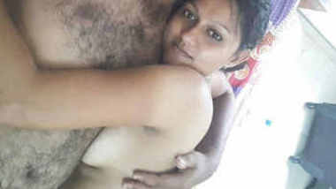 Cute Indian Girl Boob and Pussy Selfie