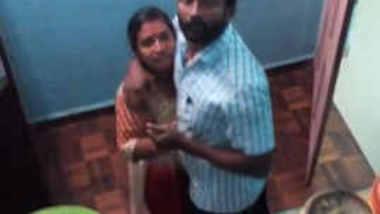 Amateur Mallu aunty illegal affair caught on secret cam 3