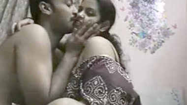 Desi Chubby wife watching TV recorded having fun