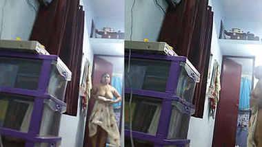 Swathi Naidu Dress Changing Video 3