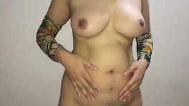 Sexy Indian Girl Showing Her Big Boobs and Pussy
