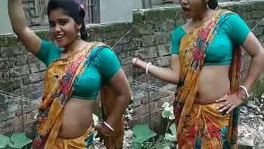 sexy naval big boob babe bangla babe dancing