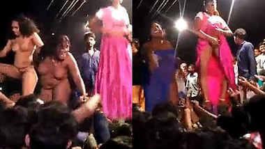 Village womens nude dance