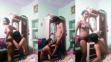 [ Indian Hard Porn ] Desi sexy bhabi fun with her devar after fucking