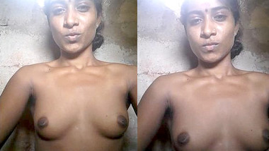 Tamil Wife Nude Selfie For Old Bf (New Clip )