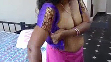 TAMIL AUNTY FUCKED spyed and fucked by Husband