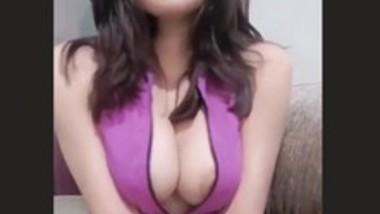 Sherlyn Chopra Nipples Slip
