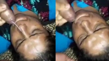 Bhabi Facial