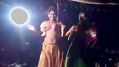 open village dance mujra hot WFX