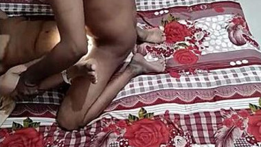 Indian Wife hard Fucked By Hubby part 1