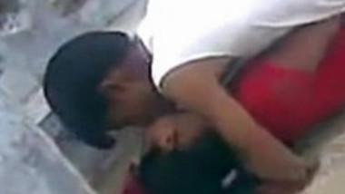 Desi Colg Lovers Sex in Open Secretely Recorded by Classmates wid Audio