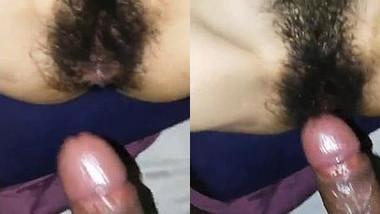 Hairy Pussy Girl fucked