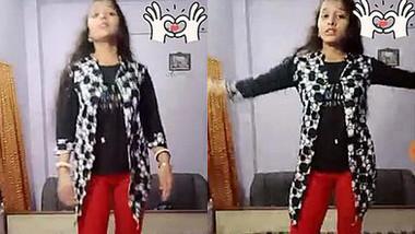 Bengali Girl PUJA live dance bigo