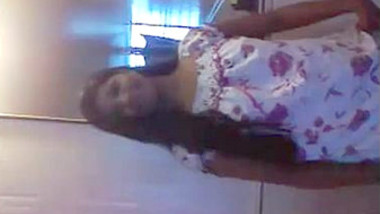 Desi Girl Stripping For Boyfriend