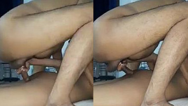 Desi rendi bhabhi hard fucking in back side
