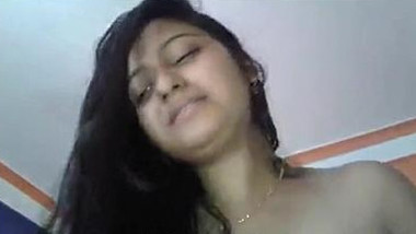 Desi cute babe fucking with lover.
