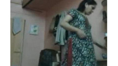 Dress changing recorded