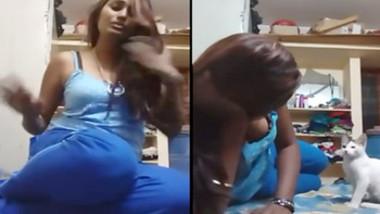 Swathi Naidu hot nude show