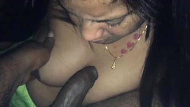 Mangalore Wife Blowjob Lover Cock part 2