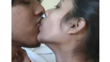 Very hot desi newly married couple honeymoon audio