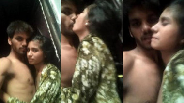desi hot couple kiss & fuck
