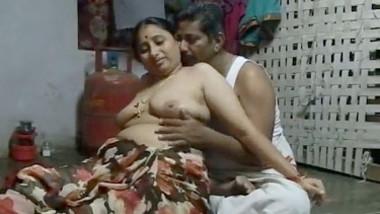 Telugu aunty fucked hard by devar moaning in telugu