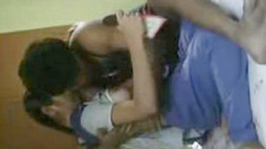Desi Hot indian couple fucking in room