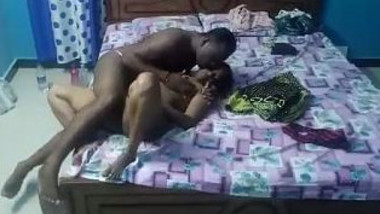 Desi Mallu Couple romance and pussy Licking