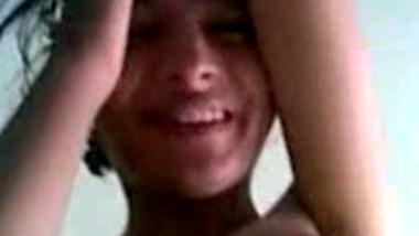 Big boobs Andheri teen girl doggy style home sex video