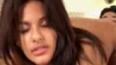 Chandigarh desi Indian girlfriend hardcore home sex video