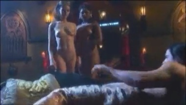 Jazmin Chaudhry In Hot Intimate Indian Sex Scene