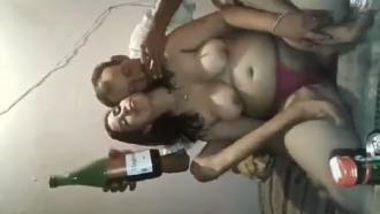Private Party With Sexy Pakistani Call Girl With Big Tits