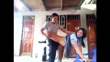 Banging Indian Sexy School Girl Next Door