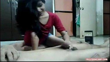 Indian Teen Sucking Penis Of Her Jija