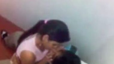 Hidden cam mms scandal of college couple in washroom