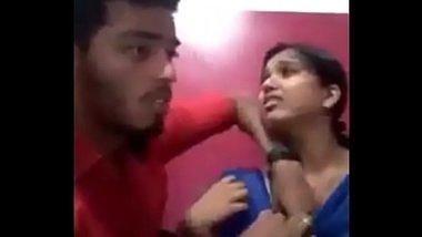 Jaipur College Guy Caught Sucking Boobs