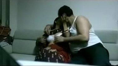 Pressing Breasts Of Gujarati Aunty