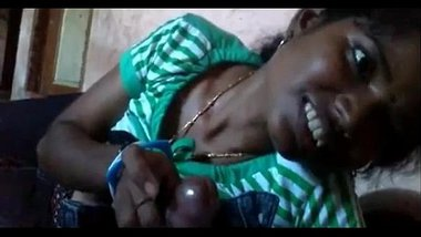 Sexy Tamil Maid's Daughter Sucking