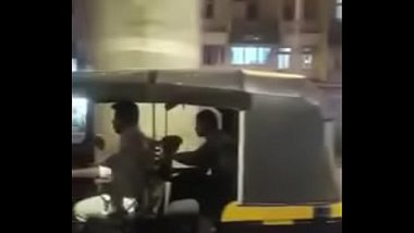 Hot Blowjob Inside Mumbai Auto