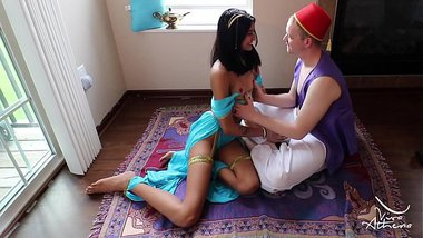 XXX Porn Version Of Movie Aladin