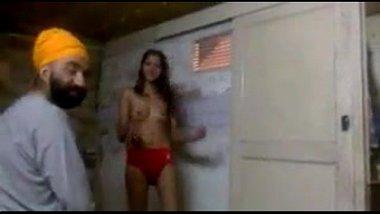 Sexy Punjabi Girl's Nude Mujra