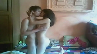Hardcore and passionate home sex session leaked scandal